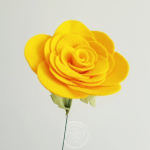 Rose - Yellow Gold